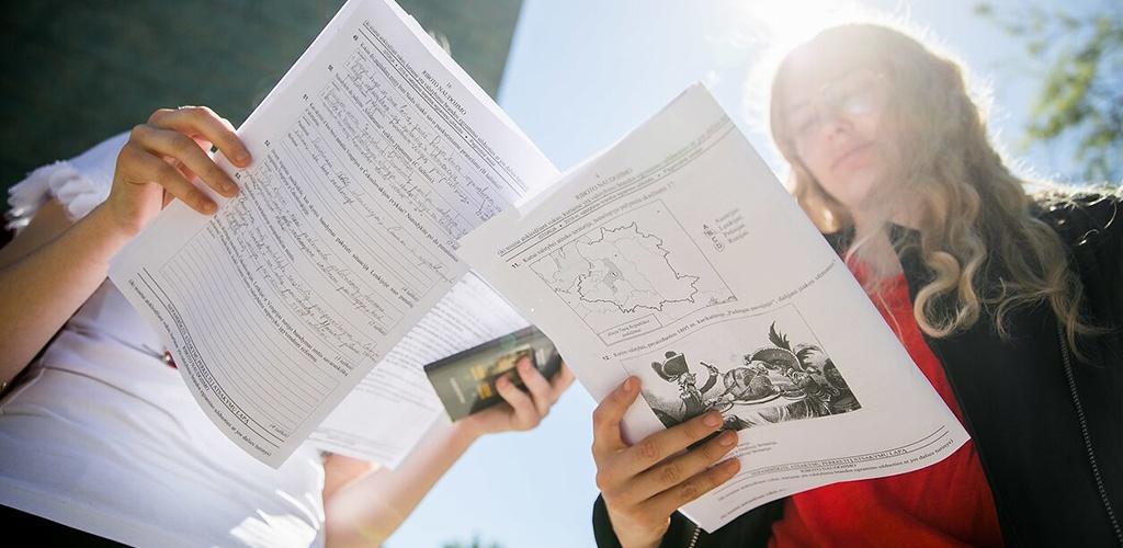 Šiemet abiturientai dėl egzaminų rezultatų teikė mažiau apeliacijų nei pernai