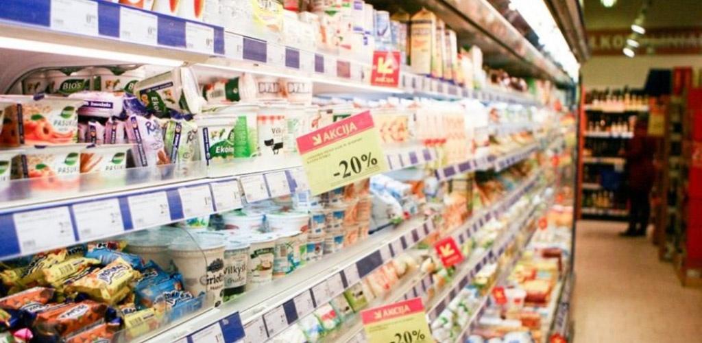 Imsimės visų priemonių, kad maisto produktų kainos nekiltų, sako R. Karbauskis